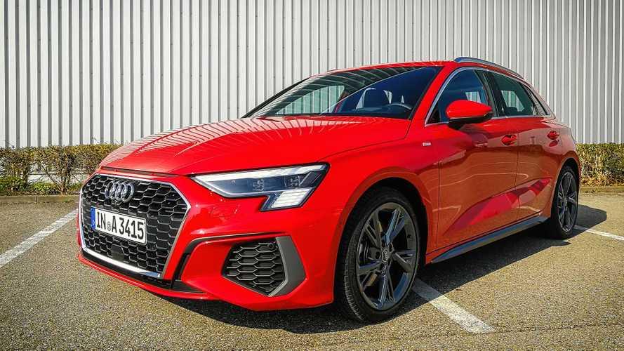 Novo Audi A3 Sportback (2020)