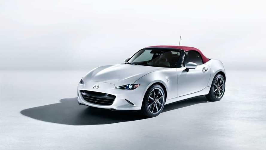 Mazda dévoile une nouvelle série limitée pour célébrer son centenaire