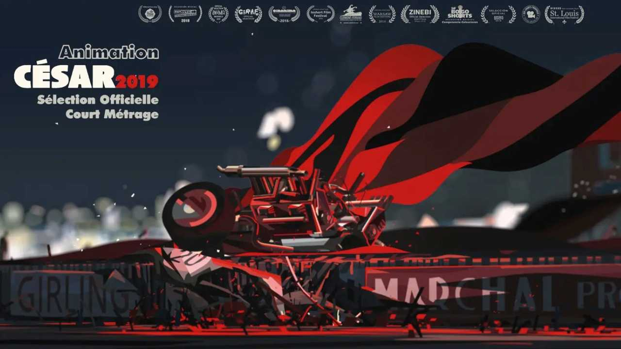 le Mans animation