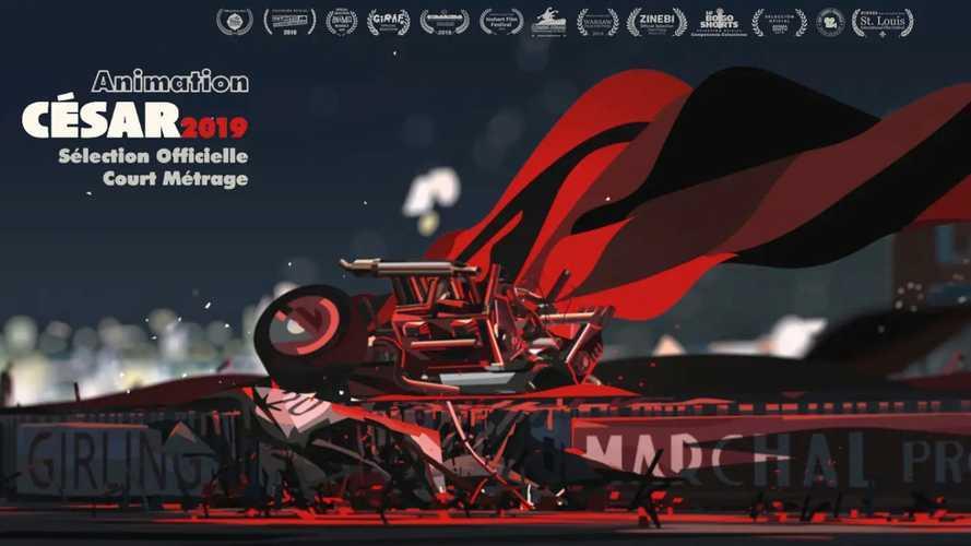 Oscarra jelölt animációs film készült az autósport legborzalmasabb balesetéről