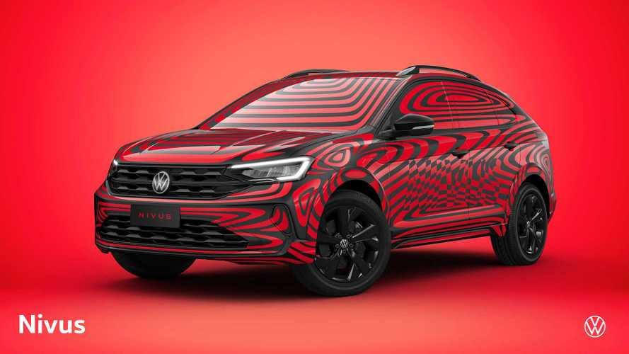 VW Nivus chega em junho com porte (e porta-malas) maior que o T-Cross