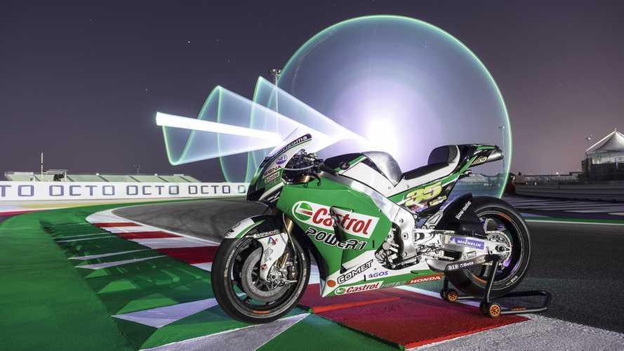 Honda: la RC213V MotoGP di LCR in aiuto agli ospedali di Brescia