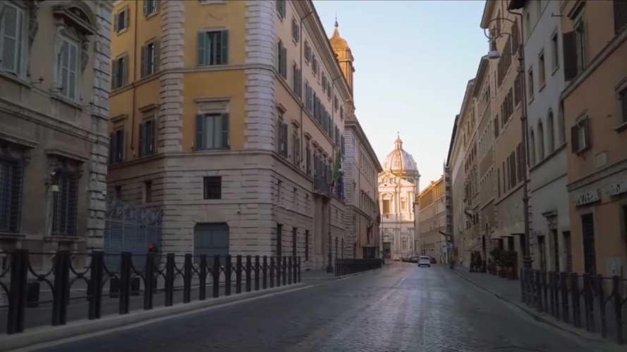 FCA, in un video il suo Inno alle strade per omaggiare l'Italia