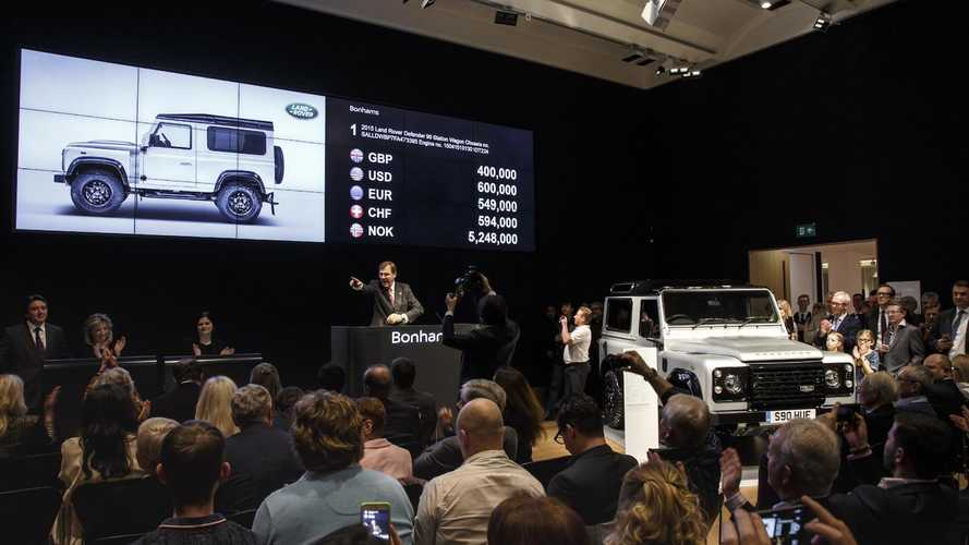 How to sell your classic car at auction