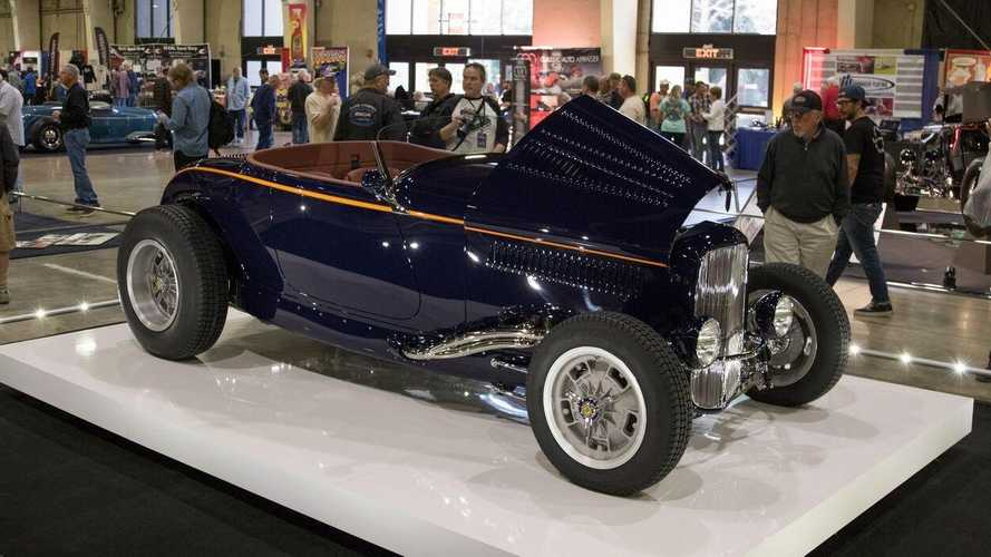 1931 Ford named America's Most Beautiful Roadster