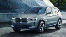 BMW iX3 (2020) Teaser