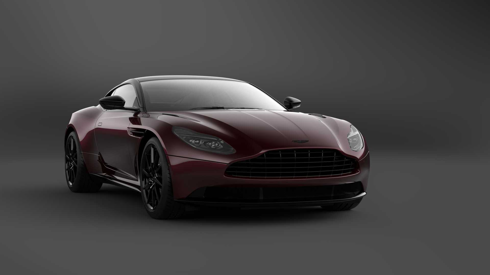 2021 Aston Martin DB11 V8 Shadow Edition