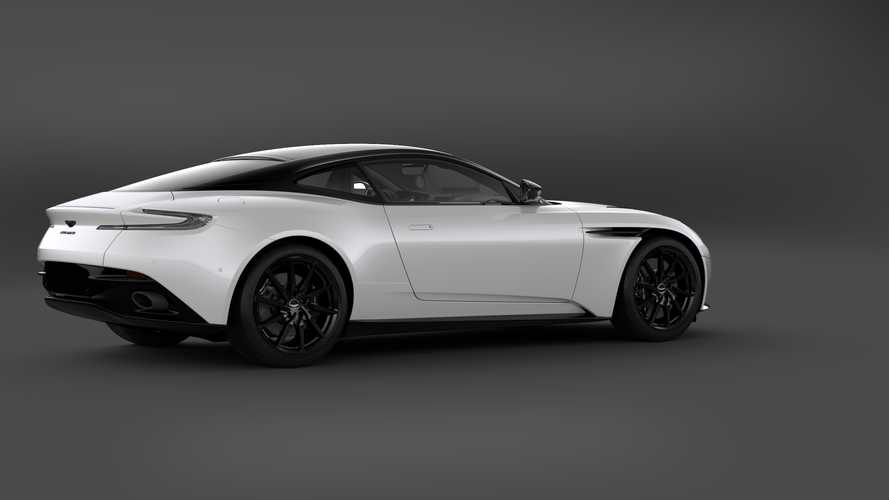 Aston Martin DB11 V8 Shadow Edition 2020