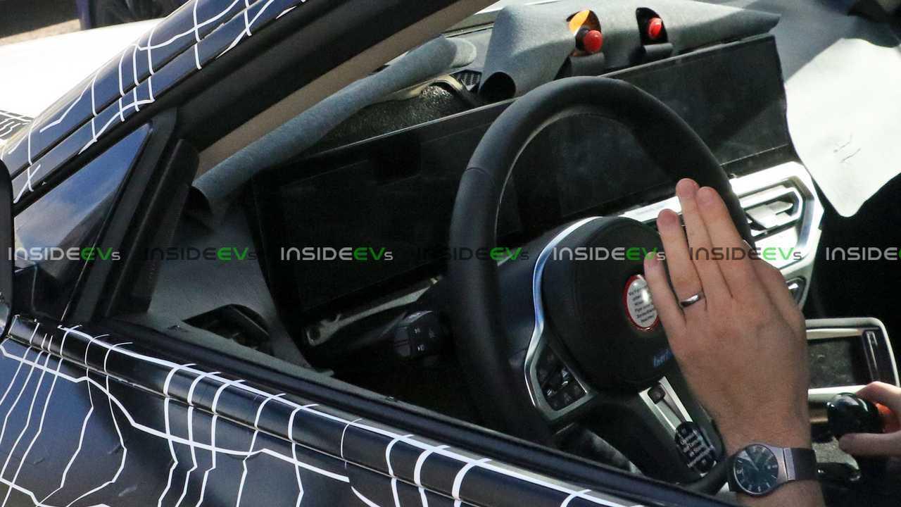 Photos espion BMW i4