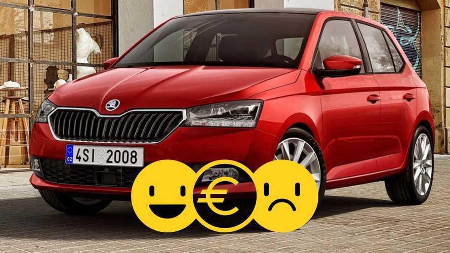 Promo - La Škoda Fabia à 129 €/mois, bonne affaire ou pas ?
