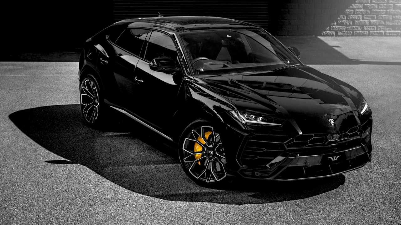 Lamborghini Urus by Lamborghini Urus by Wheelsandmore