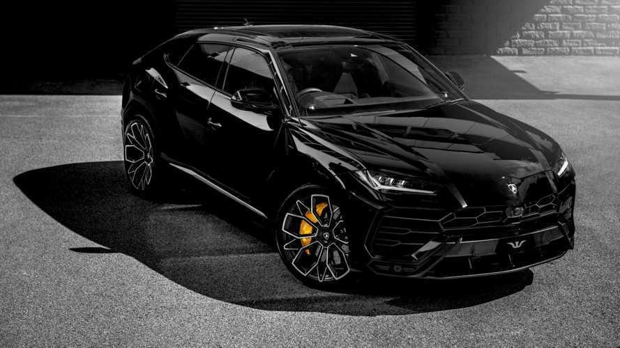 Lamborghini Urus, look total black e più di 800 CV con Wheelsandmore