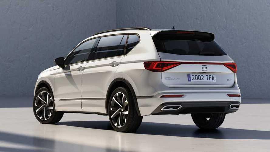 SEAT Tarraco FR y FR Sport 2020, ampliando la gama