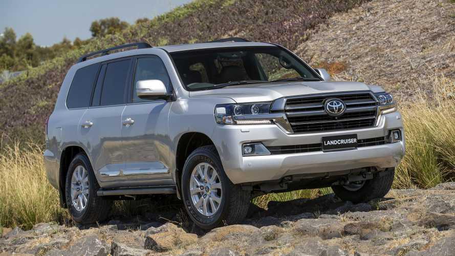 ¿Qué te parece el Toyota Land Cruiser australiano?