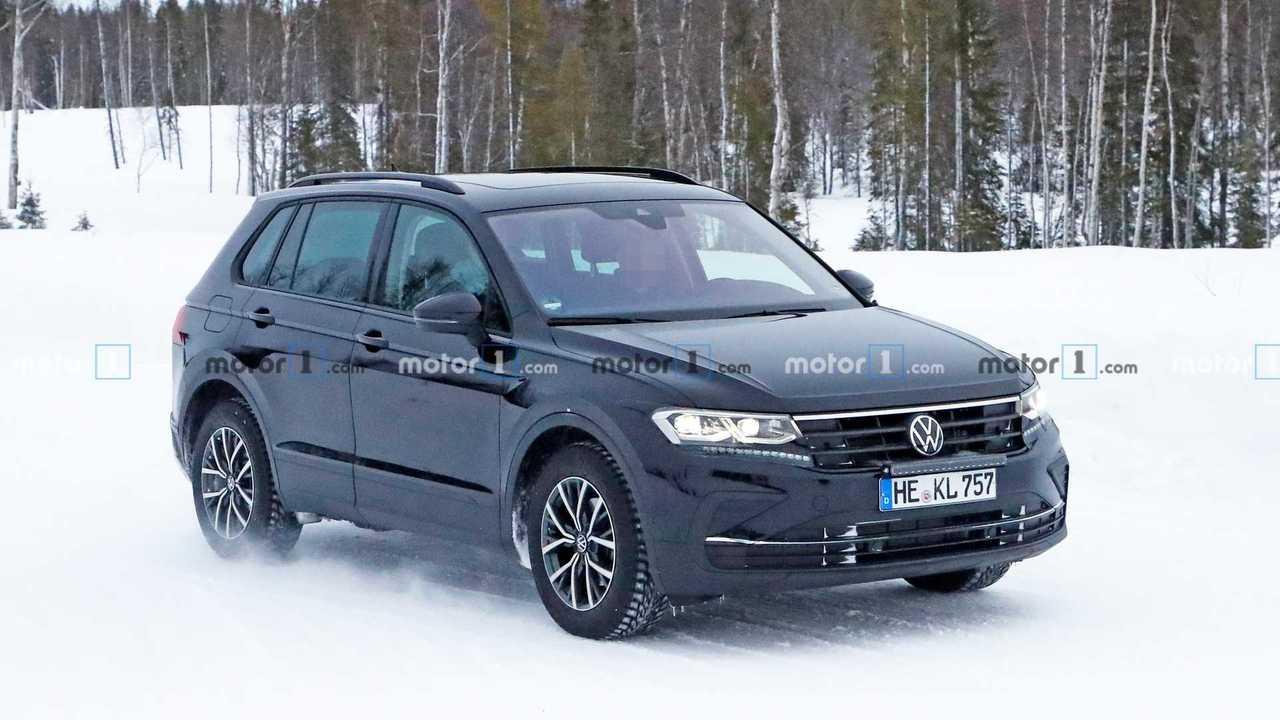 Volkswagen Tiguan 2021 - Flagras