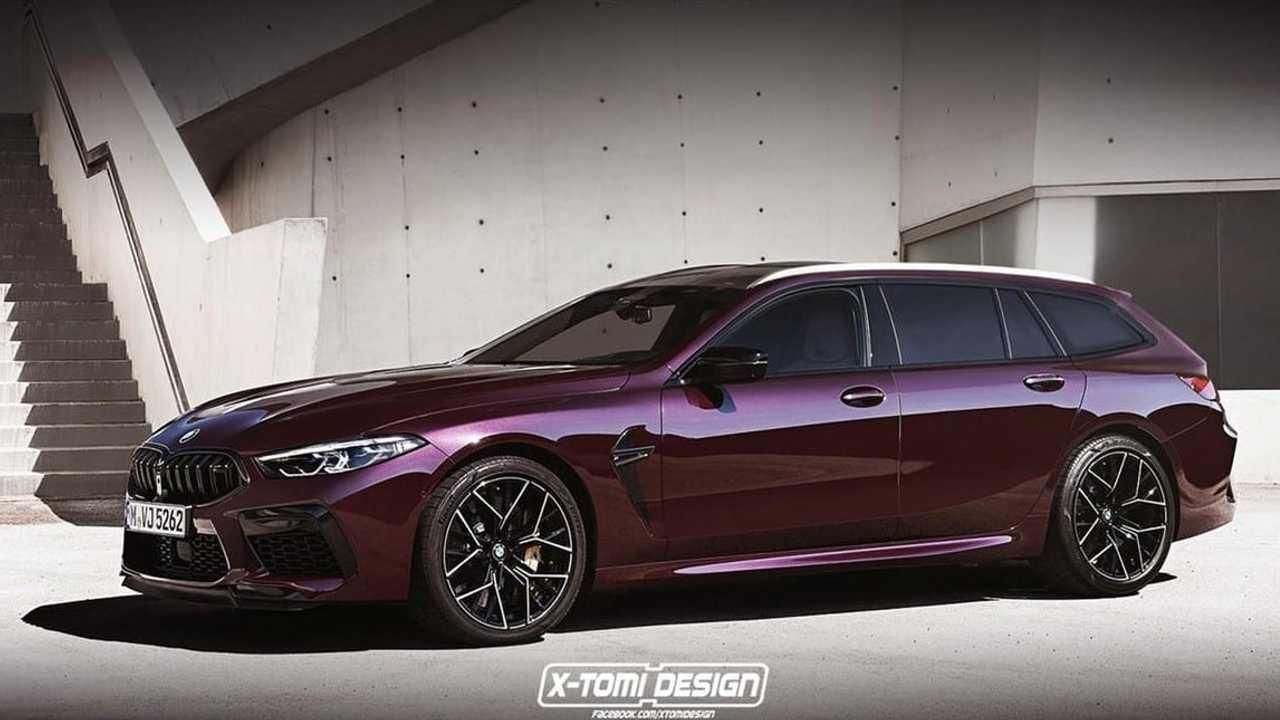 BMW M8 Shooting Brake