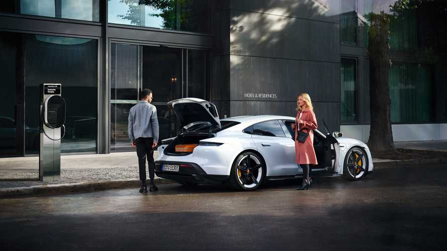 Porsche supports Taycan launch with destination charging rollout