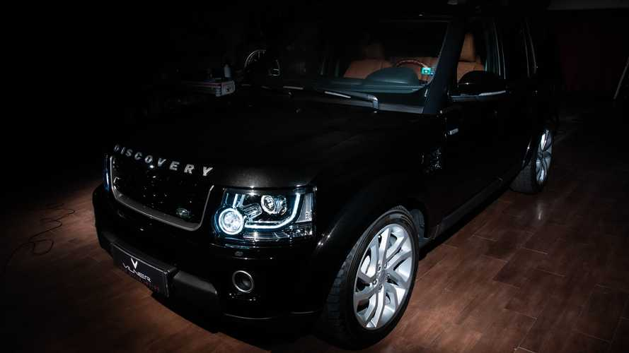 Land Rover Discovery By Vilner