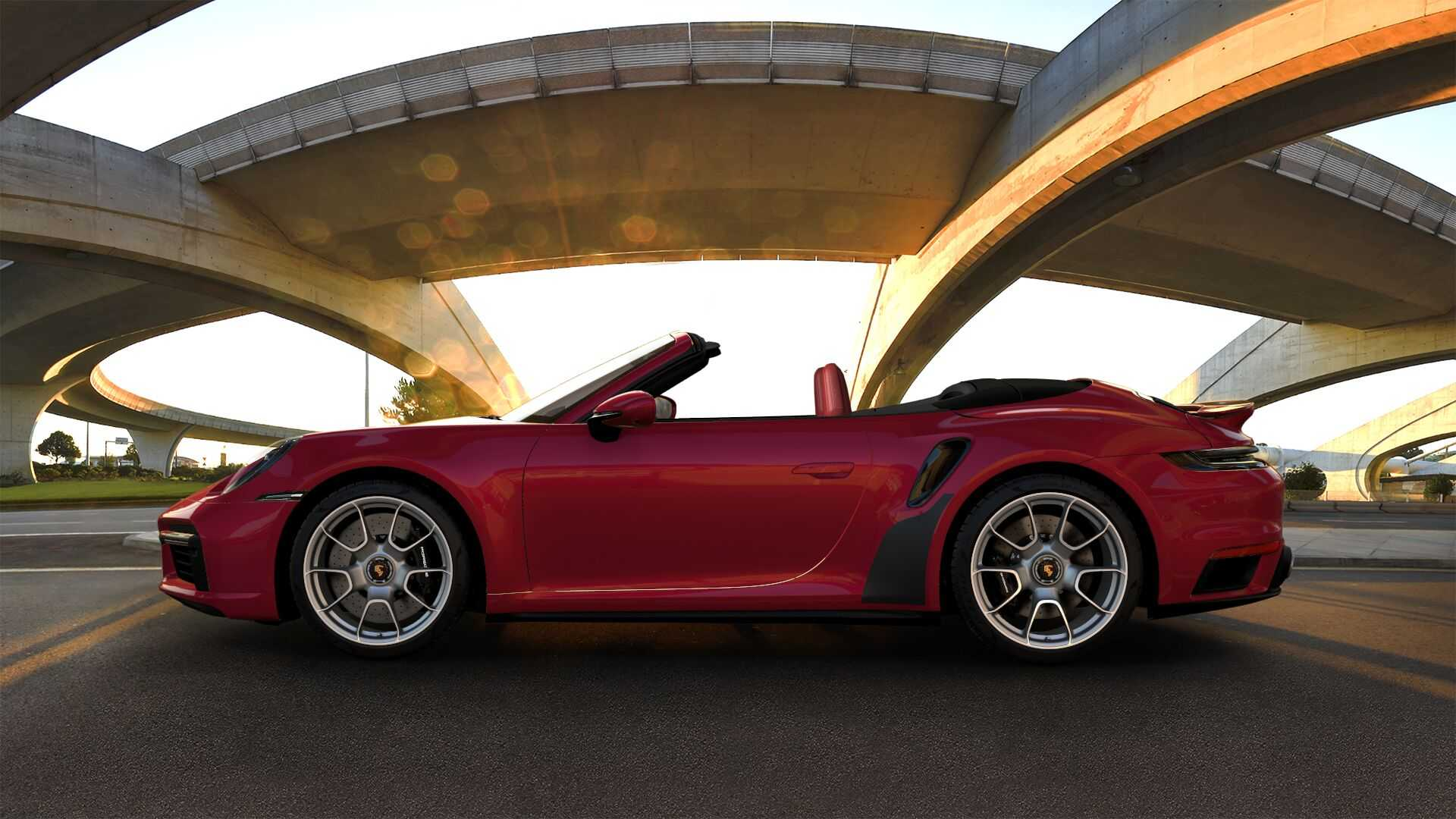 Most Expensive 2021 Porsche 911 Turbo S Costs Over 273 000