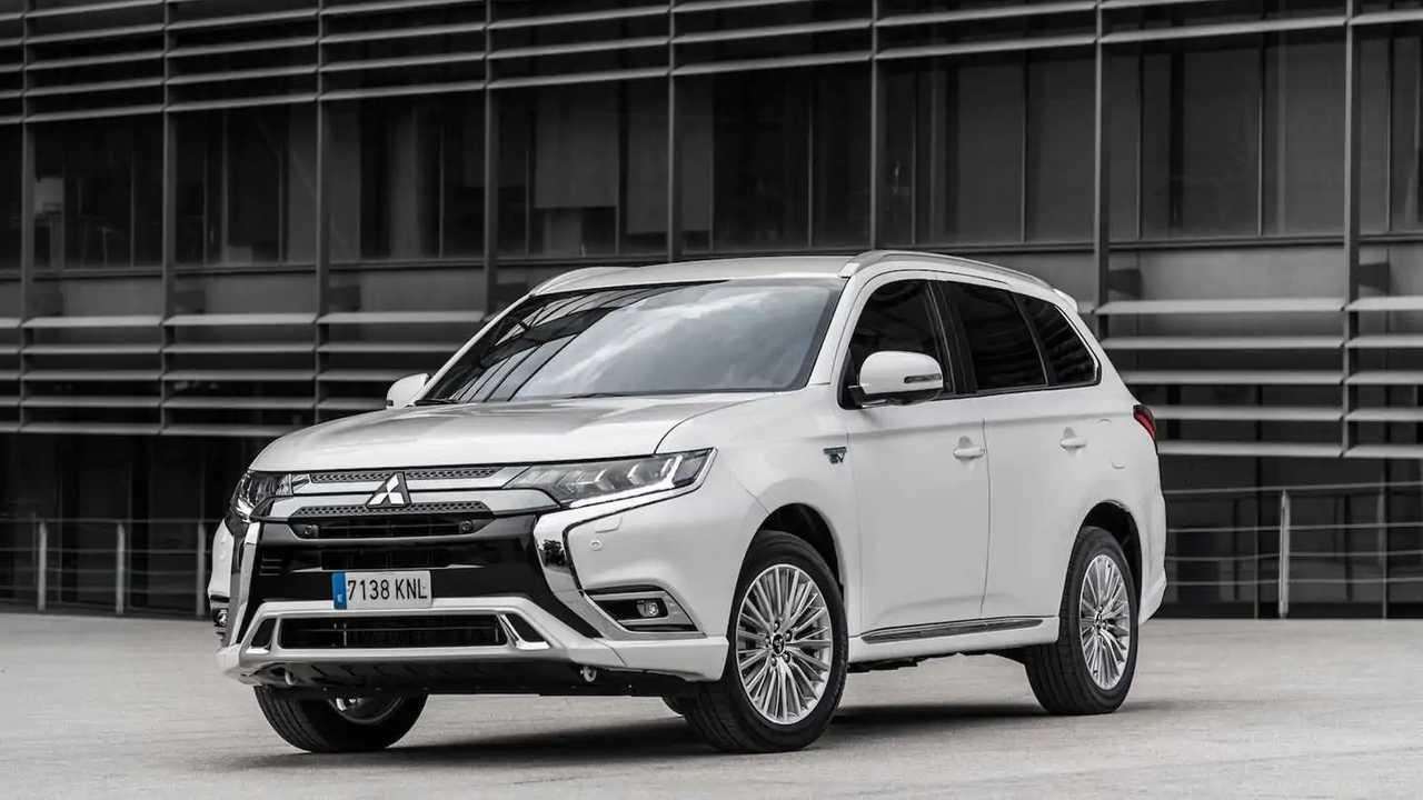 Mitsubishi Outlander PHEV 2020, guía de compra
