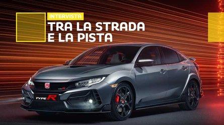 Com'è cambiata la Honda Civic Type R e come diventerà nel futuro