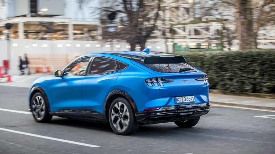 Mustang Mach-e, il Coronavirus ritarda l'arrivo in Europa al 2021