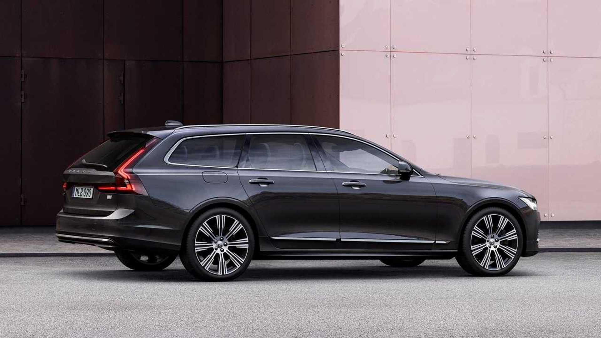 2020 Volvo V90 Configurations