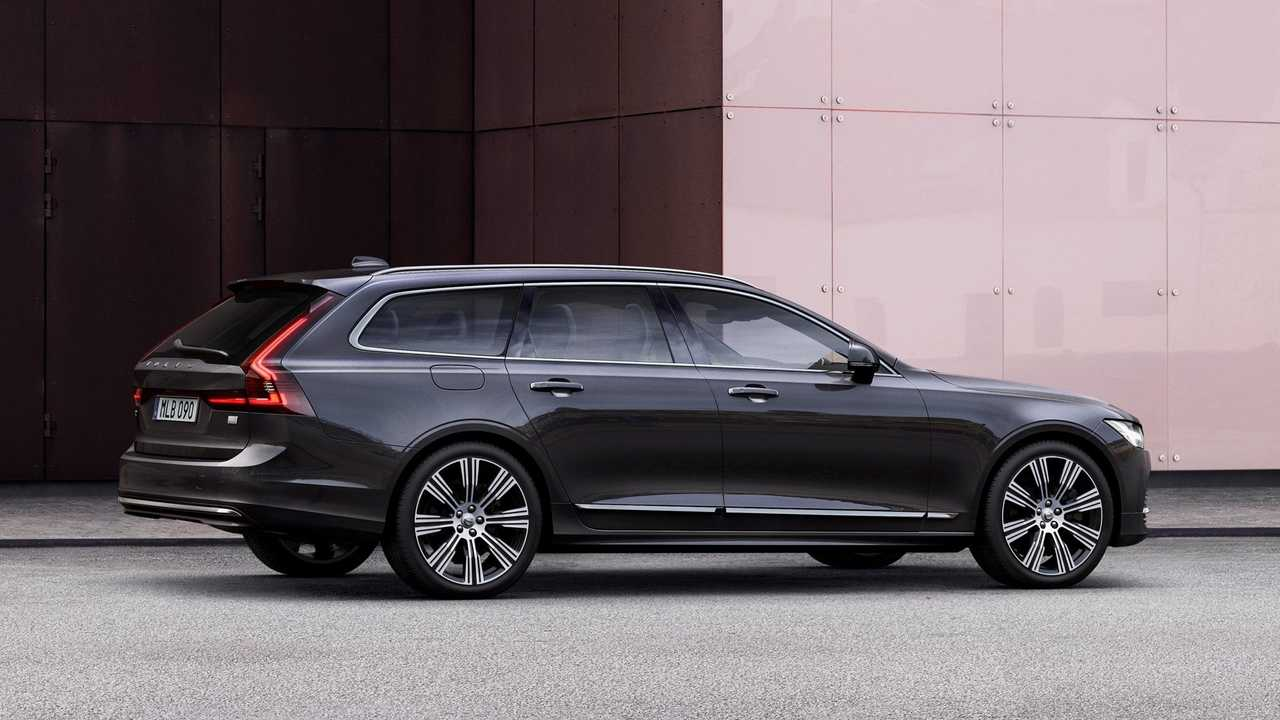 2020 Volvo S90 Exterior and Interior