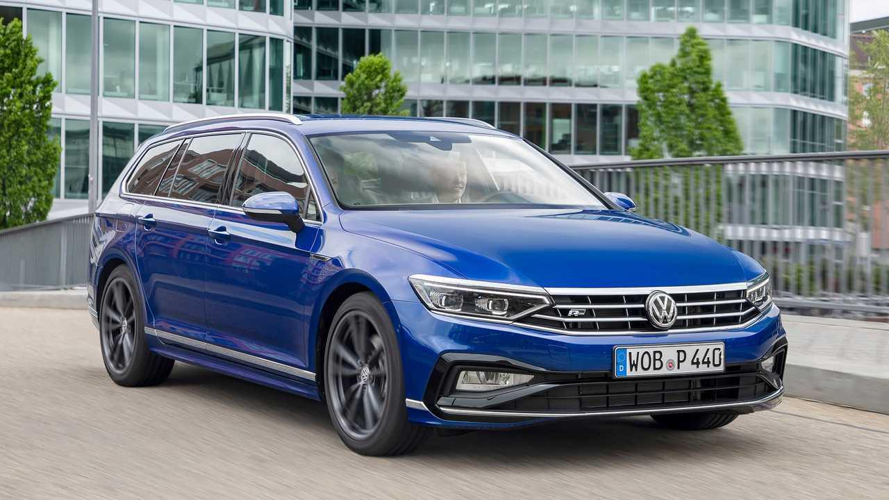 Platz 5: VW Passat