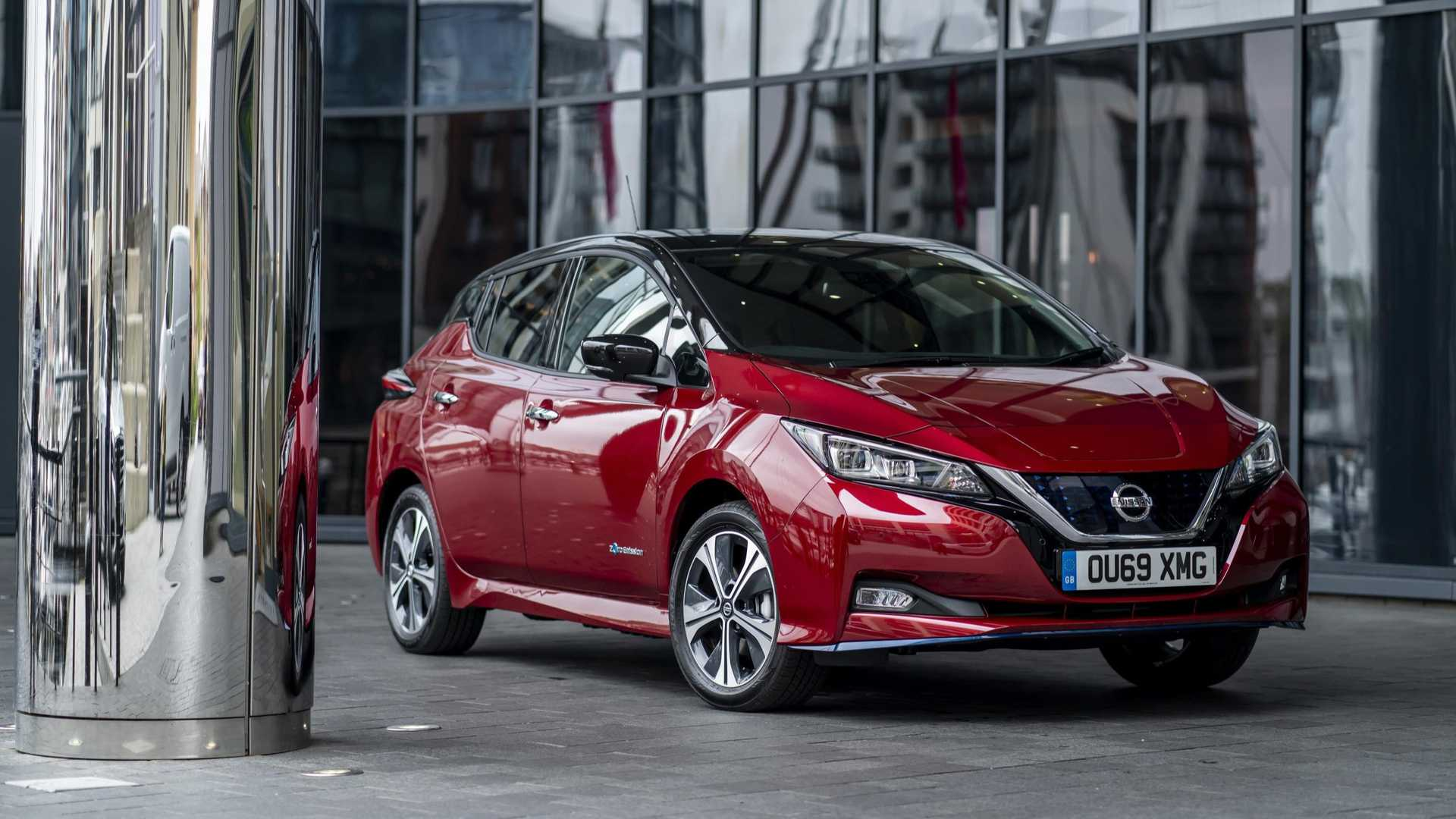 2,000 Nissan LEAFs To Be Available For Uber Drivers In London