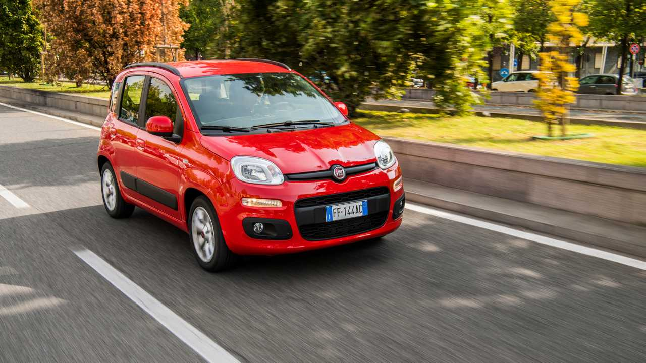 Fiat Panda - Turquie
