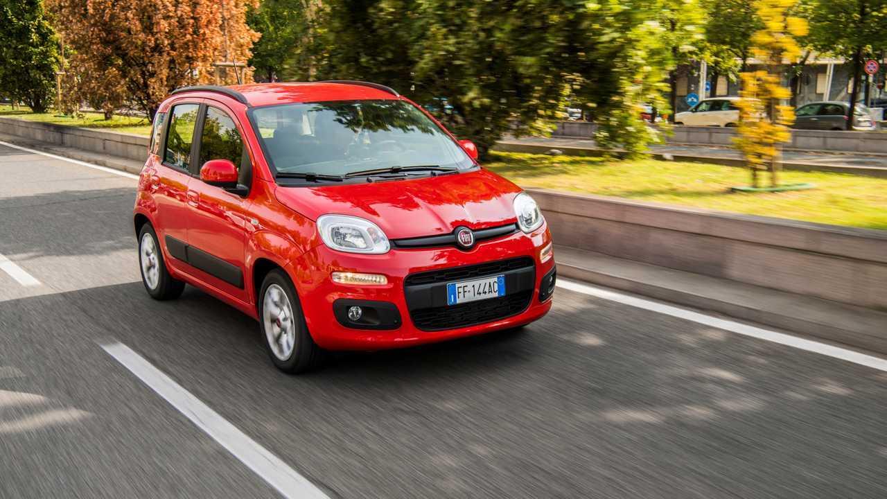 Fiat Panda - Турция
