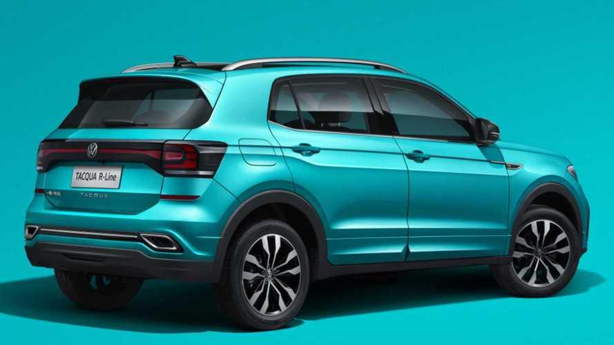 Volkswagen Tacqua 2019