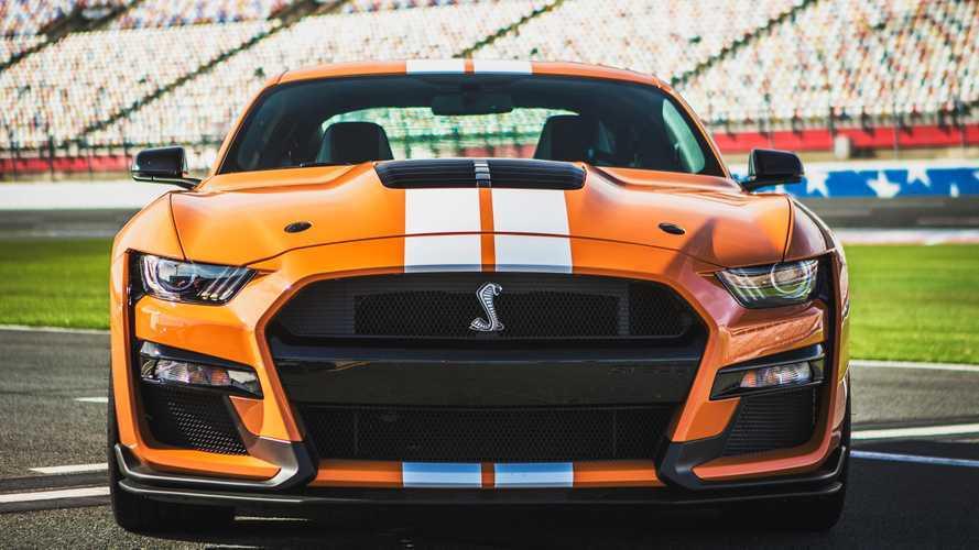 Ford offre un stage de pilotage aux propriétaires de Shelby GT500