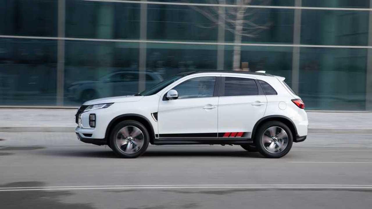 Prueba Mitsubishi ASX 200 MPI CVT Kaiteki+ 4WD 2020
