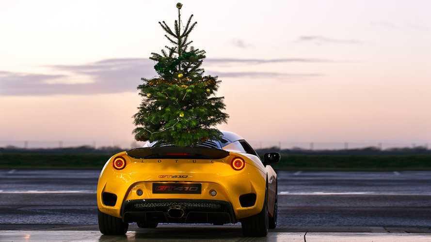 Toute l'équipe de Motor1.com vous souhaite un joyeux Noël !