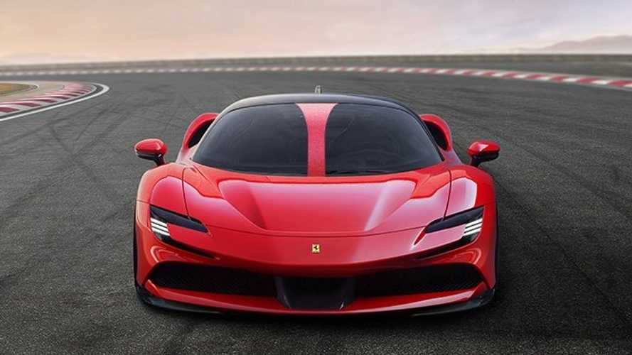 Ferrari patent shows F1-derived halo for road cars