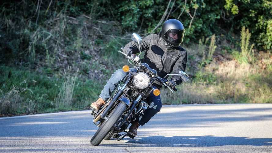 Benelli Imperiale 400 - TEST