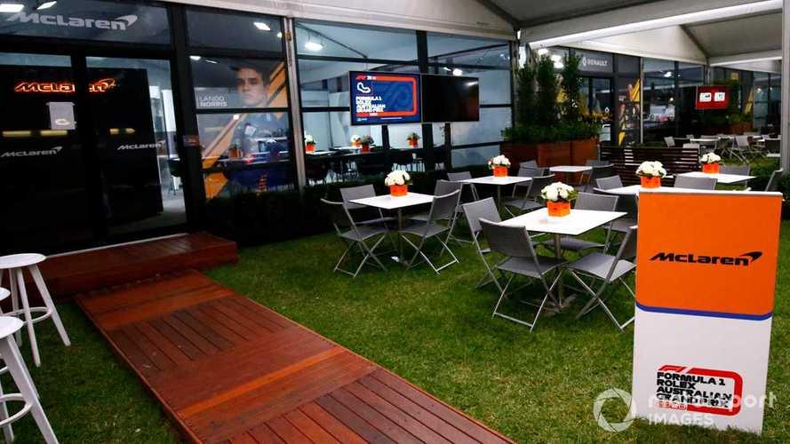Fourteen McLaren team members quarantined in Melbourne