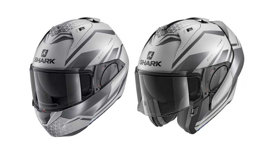 Shark Introduces New EVO-ES Modular Helmet