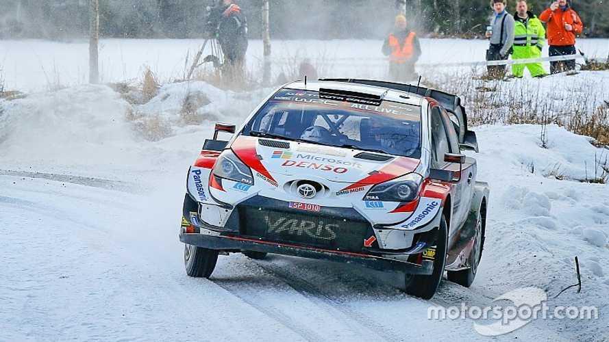 2020 WRC İsveç: Evans, 2017'den sonraki ilk galibiyetini aldı