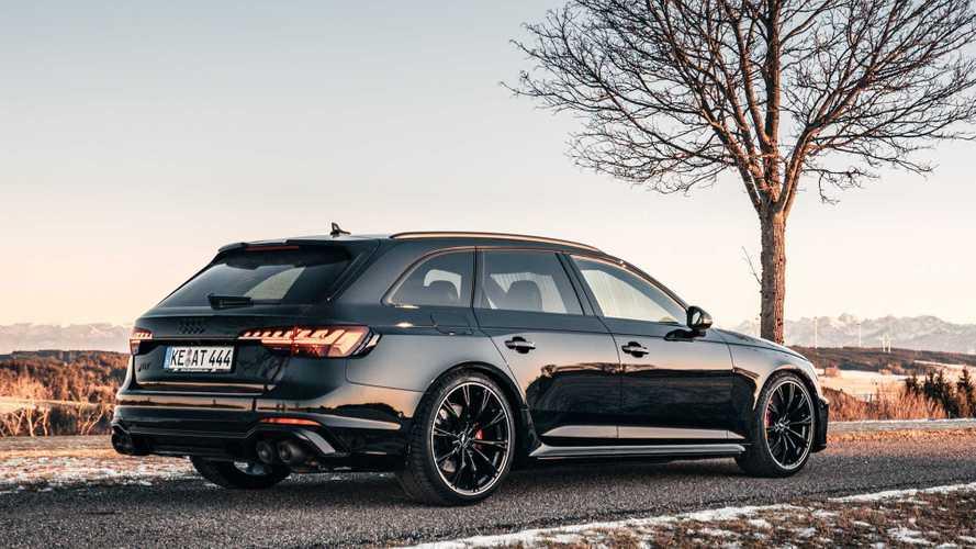 Audi RS 4 Avant by ABT: 530 CV de pura emoción