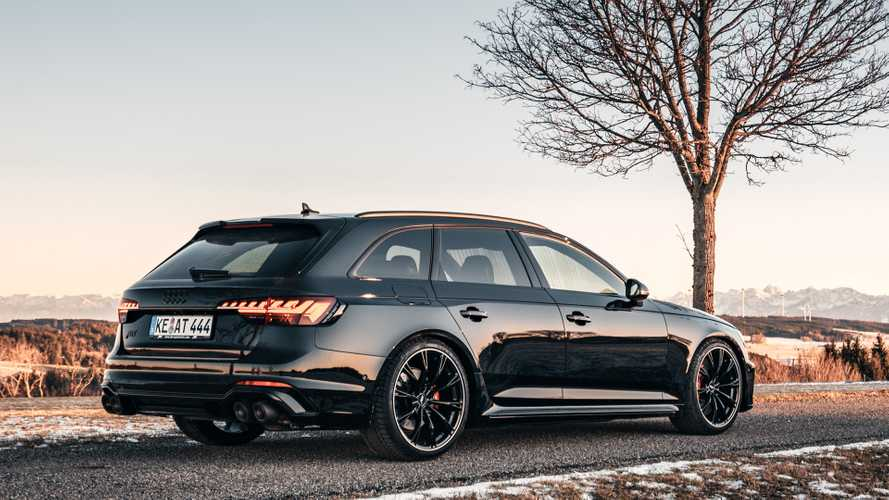 Audi RS4, 530 CV grazie ad ABT Power S