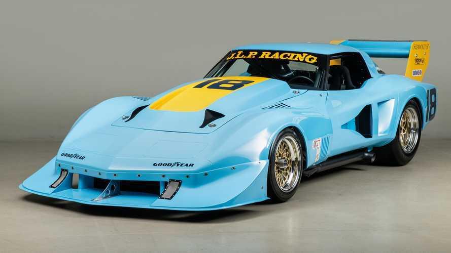 IMSA SuperVette de 1977: uno de los Corvette más salvajes de la historia