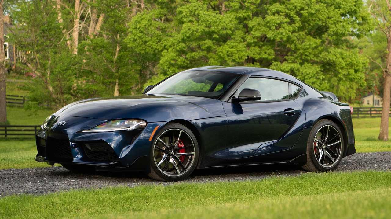 Downshift Blue: Toyota