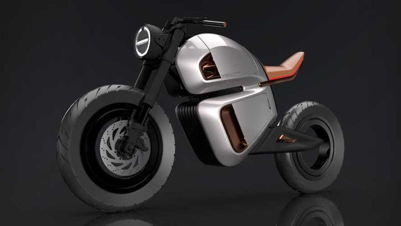 NAWA Racer Hybrid Electric Concept Bike