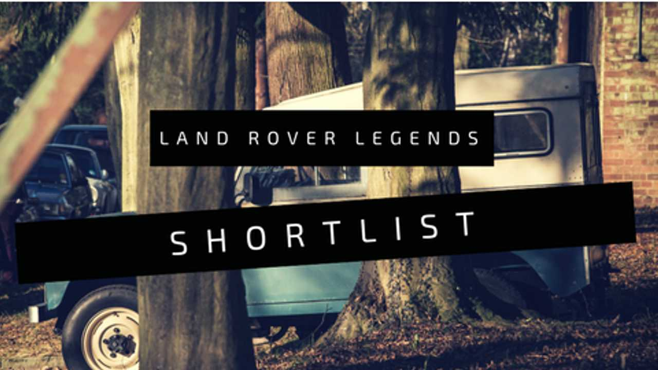 The stories behind your Land Rover Legends