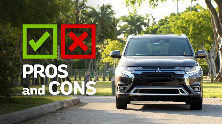2019 Mitsubishi Outlander PHEV: Pros And Cons