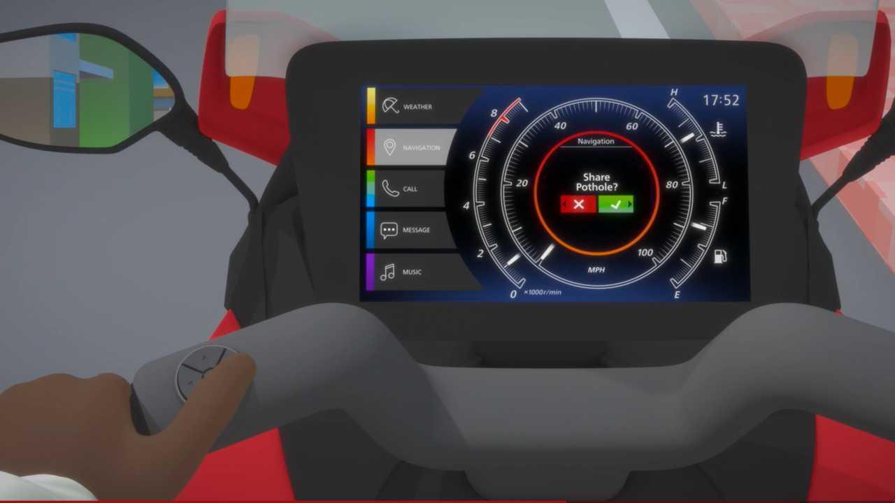 Honda Smartphone Integration System