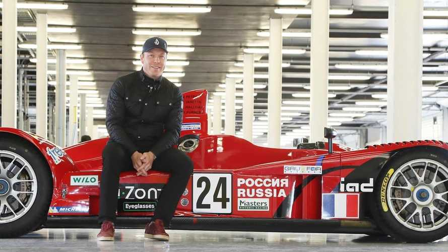 Sir Chris Hoy to make Silverstone Classic debut in 2007 Le Mans car